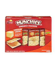 Munchies™ Cheetos® Cheddar Cheese Sandwich Crackers 8-1.38 oz...