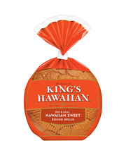 King's Hawaiian® Original Hawaiian Sweet Round Bread 16 oz. Bag