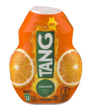Tang Orange Liquid Drink Mix 1.62 fl. oz. Bottle