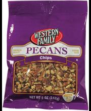 Wf Pecan Chips