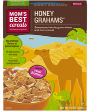 Mom's Best® Naturals Honey Grahams® Cereal 11.5 oz. Box
