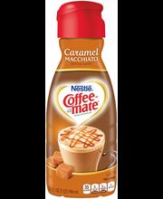 Nestle Coffeemate Caramel Macchiato Liquid Coffee Creamer 32 ...