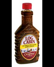 Log Cabin® Original Syrup 12 fl oz Bottle