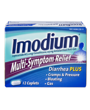 Imodium® Multi-Symptom Relief Caplets 12 ct