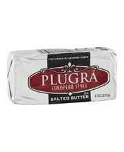 Plugra European Style Butter Salted