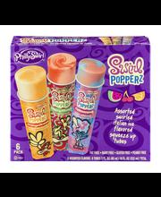 PhillySwirl® Assorted Popperz 6-3 fl oz. Tubes