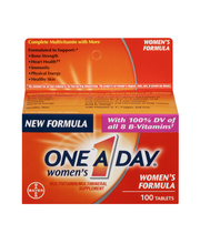One A Day® Women's Adult Multivitamin/Multimineral Supplement...