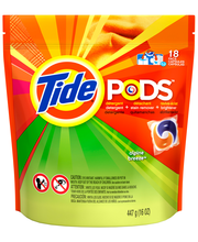 Tide® PODS Alpine Breeze Scent High Efficency Laundry Deterge...