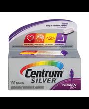 Centrum® Silver® Women Multivitamin/Multimineral Supplement 1...
