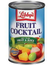 Libby's® In Pear Juice Fruit Cocktail 15 Oz Can
