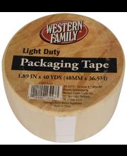 Wf Tape Light Duty Pkg 1.89 In
