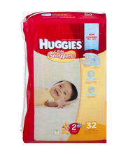 Huggies Little Snugglers Diapers Disney Baby Size 2 (12-18 lb...