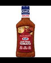Kraft Sun Dried Tomato Vinaigrette Dressing 16 fl. oz. Bottle