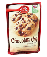 Betty Crocker® Cookie Mix Chocolate Chip 17.5 oz. Pouch