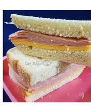 Bologna Sandwich On White Bread