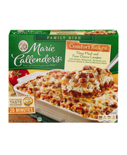 Marie Callender's® Comfort Bakes Three Meat & Four Cheese Las...