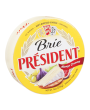 President Brie Cheese Soft-Ripened