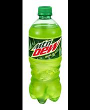 Mtn Dew® Soda 20 fl. oz. Bottle