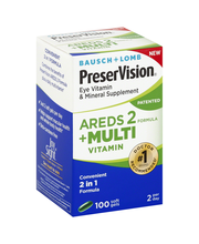 Eye Vitamin and Mineral Supplement