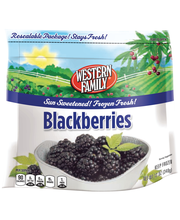 Wf Blackberries Iqf