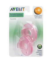 Philips Avent Pacifier - 6-18m