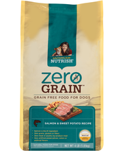 Rachael Ray Nutrish® Zero Grain™ Salmon & Sweet Potato Recipe...