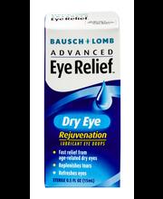 Bausch & Lomb Advanced Eye Relief Dry Eye Lubricant Eye Drops
