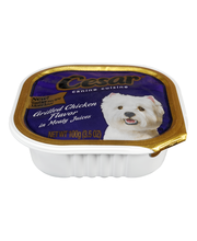 Cesar® Canine Cuisine Grilled Chicken Flavor in Meaty Juices ...