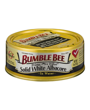 Bumble Bee® Prime Fillet® Solid White Albacore in Water 5 oz....