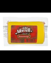 John Morrell Braunschweiger Lunchmeat 16 Oz Package