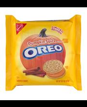 Nabisco Limited Edition Pumpkin Spice Creme Oreo Sandwich Coo...