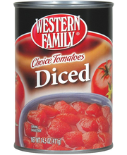 Wf Diced Tomatoes