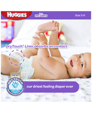 Huggies® Little Movers® Size 3 Diapers 54 ct Box