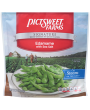 Pictsweet® Farms Signature Edamame with Sea Salt 10 oz. Bag