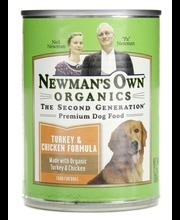 Dog Food, Premium, Turkey & Chicken Formula