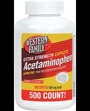 Wf Acetaminophen X-Stra Caplet