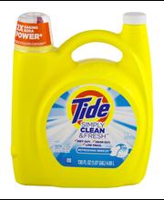 Tide® Simply Clean & Fresh Refreshing Breeze Scent Liquid Lau...