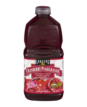 Langers Cranberry Pomegranate Juice Cocktail