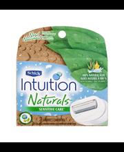 Schick® Intuition®100% Natural Aloe Sensitive Care® Refill Ca...