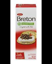 Dare Breton Crackers Original With Flax