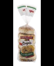 Pepperidge Farm Bagels Everything - 6 CT