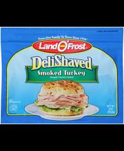 Land O'Frost® Deli Shaved Smoked Turkey 9 oz. Bag