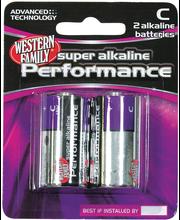 Wf Alk Battery C 2Pk