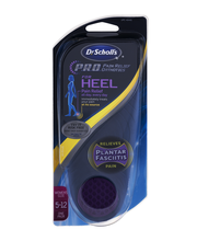 Dr. Scholl's P.R.O. Pain Relief Orthotics for Heel Women's Si...