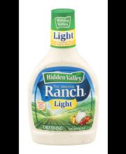 Hidden Valley The Original Ranch Dressing Light