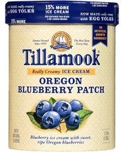 Tillamook® Oregon Blueberry Patch Ice Cream 1.75 qt. Tub