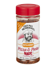 Chef Paul Prudhomme's Pizza & Pasta Magic Seasoning Blend Hot...