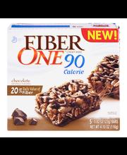 Fiber One 90 Calorie Bar Chocolate 5 - 0.82 oz Bars