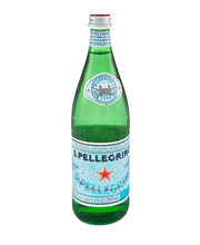 SANPELLEGRINO Sparkling Natural Mineral Water, 25.3-ounce gla...