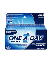 One A Day® Men's Health Multivitamin/Multimineral Supplement ...